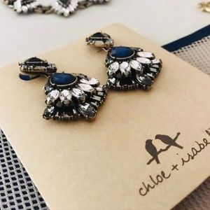 Monarch Convertible Statement Earrings